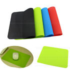 The New! Mousepad Slim Anti-Slip Gel Silicone Mouse Pad Mat PC Laptop Mousemat
