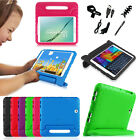 "For Samsung Galaxy Tab S2 9.7"" Tablet Kids Friendly Shockproof Cover Case Bundle"