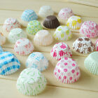 Paper Cake Cup Liners Baking Cupcake Cases Muffin Dessert Wrapper Wedding Party