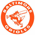 """2 Baltimore Orioles Cornhole Decals LARGE 11.5""""x11.5"""" Bean Bag Toss Stickers on Ebay"""