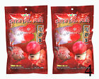 OKIKO High Quality Flowerhorn and Cichild Fish Food 2x100g. Pellet Size L..