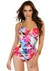 Miraclesuit Lovely Lady Sanibel Pink Underwired Swimsuit 364363