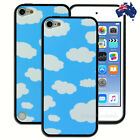 NEW Blue Cloud Sky Hard Case for Apple iPod Touch 5 5th 6 6th Gen Cover