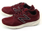 New Balance WCOASPA D Burgundy & Black & White VAZEE Lightweight Running Shoes