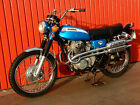 HONDA CL350  1970   325cc  MOT'd NOVEMBER 2016