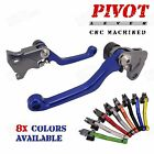 Dirtbike CNC Pivot Brake and Clutch Levers for Yamaha YZ80 YZ85 2001 2002-2014