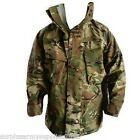 BRITISH ARMY MTP GORETEX JACKET HOODED WATERPROOF COAT MVP FISHING CAMO CADET