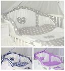 Baby's Comfort 7 PCS BABY BEDDING SET HEARTS ( 12 NEWEST DESIGNS )