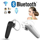 Wireless Bluetooth Hands-Free Stereo Music Headset Mic Earphone For Cellphone