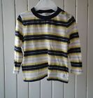 BRAND NEW COUNTRY ROAD BABY BOYS STRIPE T-SHIRT SIZE 6-12 M