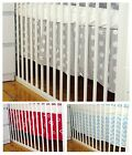 Baby's Comfort cot / cotbed VALANCE SHEET ( 12 newest colours )