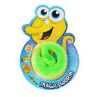2 pcs Magic Twisty Worm Slideyz Squirmles Fuzzy And Soft Cute Toy Cool Game R