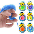 Внешний вид - 2 pcs Magic Twisty Worm Slideyz Squirmles Fuzzy And Soft Cute Toy Cool Game R