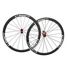 CSC 25mm wide U Shape 50mm Clincher Carbon road Wheels bike Wheelset CSC Decals