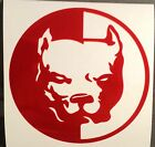 Pitbull Decal Sticker Car/Truck/Window/Laptop/Gun Safe/Tool Box