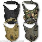 MENS TACTICAL SHOULDER BAG A6 DOCUMENT HOLDER WALLET PHONE CAMO ARMY HIKING