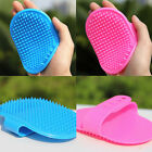 Comfortable 1Pc Pet Dog Grooming Massage Rubber Glove Bath Brush Cleaning Comb