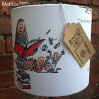 Handmade Lampshade CHOICE ROALD DAHL Quentin Blake Fabrics Size Style Childrens