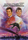 STAR TREK IV THE VOYAGE HOME Movie Poster William Shatner Spock on eBay