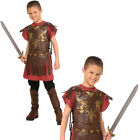 Rubies Childs Gladiator Fancy Dress Costume Roman Soldier Book Week Outfit
