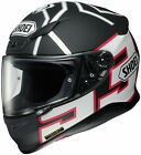 Shoei RF-1200 Marquez Black Ant  Full Face Motorcycle Helmet