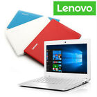 Lenovo i-SlimBook 100S 11.6″ Quad Core Windows 10 Mini Slim Laptop (3 Colors)