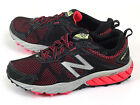 New Balance WT610LB5 D Black & Pink & Grey 2016 Lightweight Trail Running Shoes