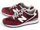New Balance MRL996KD D Burgundy & Grey & White Classic Casual Lifestyle Shoes NB