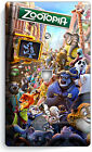 ZOOTOPIA FOX NICK JUDY SLOTH FLASH LIGHT SWITCH WALLPLATE OUTLET KIDS ROOM DECOR