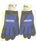Western Mechanics Gloves Leather (syn)  Palm & Fingers, Spandex High Dexterity