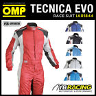 SALE! IA01844 OMP TECNICA EVO RACE SUIT FORMULA 1 DESIGN FIA APPROVED 8856-2000