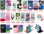 Luxury Wallet Card Holder PU Leather Case Cover For Samsung Series J5 J7 S7 YH