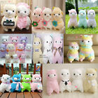 Amused Big Arpakasso Alpacasso Alpacos Alpaca Plush Dolls Stuffed Llama Toy Kids