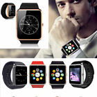 GT08 Bluetooth Smart Wrist Watch GSM Phone For Android Samsung Apple iOS iPhone image