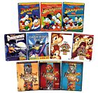 DarkWing Duck Tales Chip N Dale Tale Spin Disney Series Complete Box DVD Set(s)