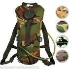 2 LITRE AQUA BLADDER HIKING HYDRATION PACK CAMELBAK CAMPING ORIENTEERING WATER