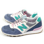 New Balance WR996HL D Blue & Grey & White Classic Retro Lifestyle Sneakers NB