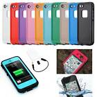 Waterproof Shockproof Case Shock Snow Dirt Proof For iPhone SE /5S lIfe in Water