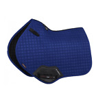 LeMieux ProSport Luxury Suede Close Contact Jumping Event Square Saddle Pads