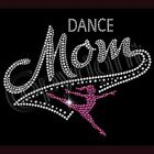 Dance Mom Rhinestones Sweatshirt Hooded Hoodie Bling Unisex Sweatshirts