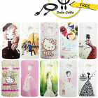 Designer Cover for Lenovo Vibe K4 Note/A7010 , Diamond Work + Free Data Cable