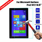 "100% Genuine Tempered Glass Screen Protector for 12.3"" Microsoft Surface Pro 4"