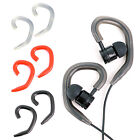 5 Pairs Earphone to Earhooks Converter Kit Silicone Sports Outdoor Loops Clip