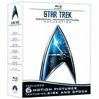 Star Trek: Original Motion Picture Collection (Blu-ray Disc, 2009, 7-Disc...