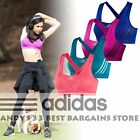 Sports Bra Adidas Performance Supernova High Support Padded Women Racer Crop Top