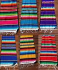 "Внешний вид - Mexican Serape Table Runner 72"" Lightweight Saltillo Sarape Camino de Mesa"