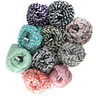 "Women Fashion Silky Lace Cute Trend Light Weight Wrap Infinity Scarves 30""x 20"""