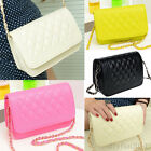 Women Shoulder Handbag Bags Satchel Purse Leather Messenger Tote Hobo Chain Bag