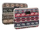 """Elephant 8""""10""""11""""12""""13""""14""""15"""" Laptop Sleeve Pouch Bag PC Case For Macbook Dell"""