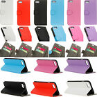 blackbarry phones - For Moto Asus BQ Blackberry Phone Sheep lines Wallet Card Leather Case Cover KS